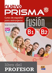 nuevo Prisma Fusion B1+B2 Profesor