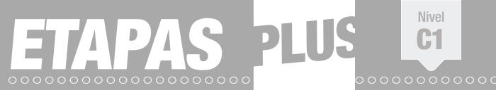 Etapas Plus C1