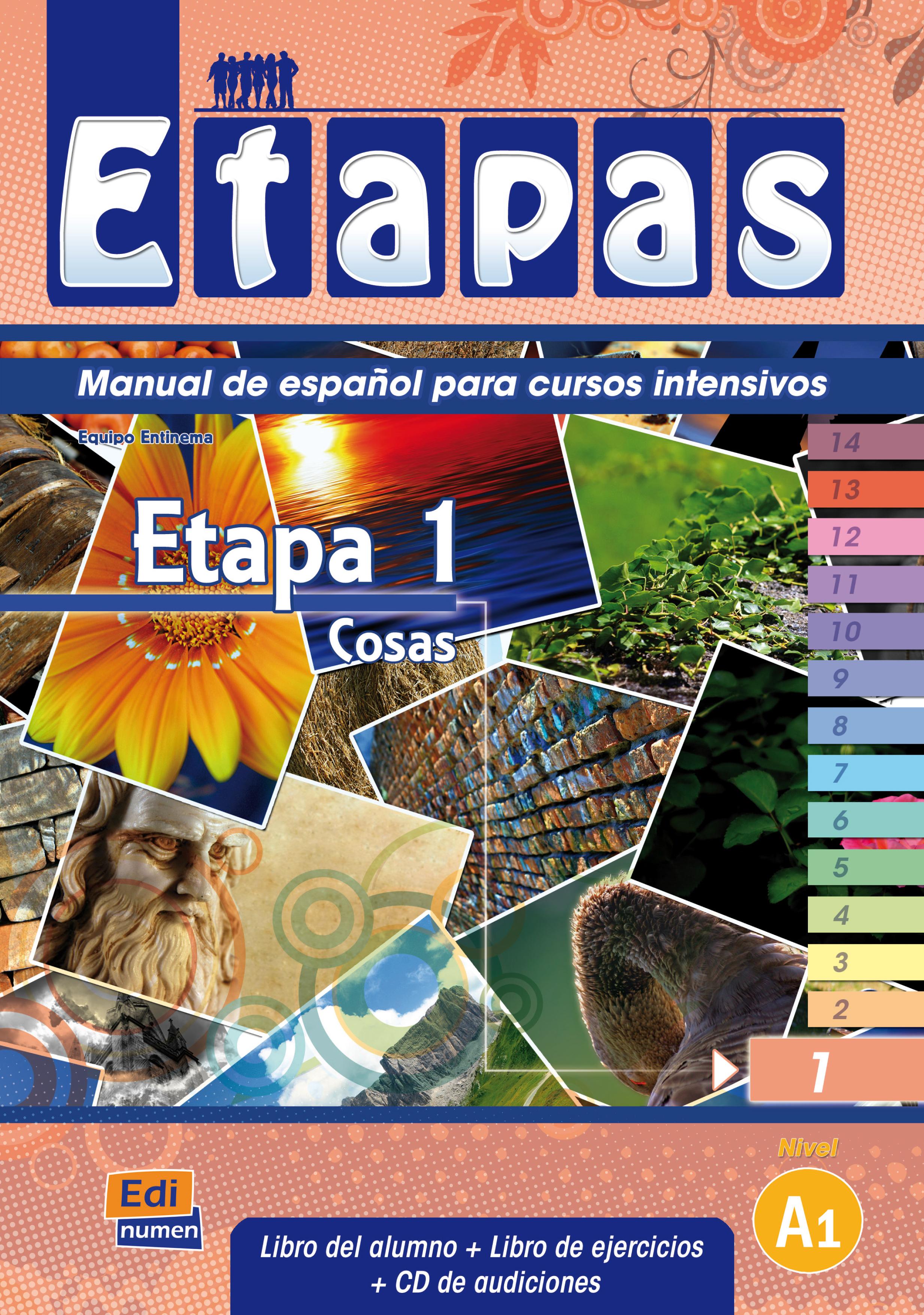 Etapas : Etapa 1. Cosas - Libro del alumno/Ejercicios
